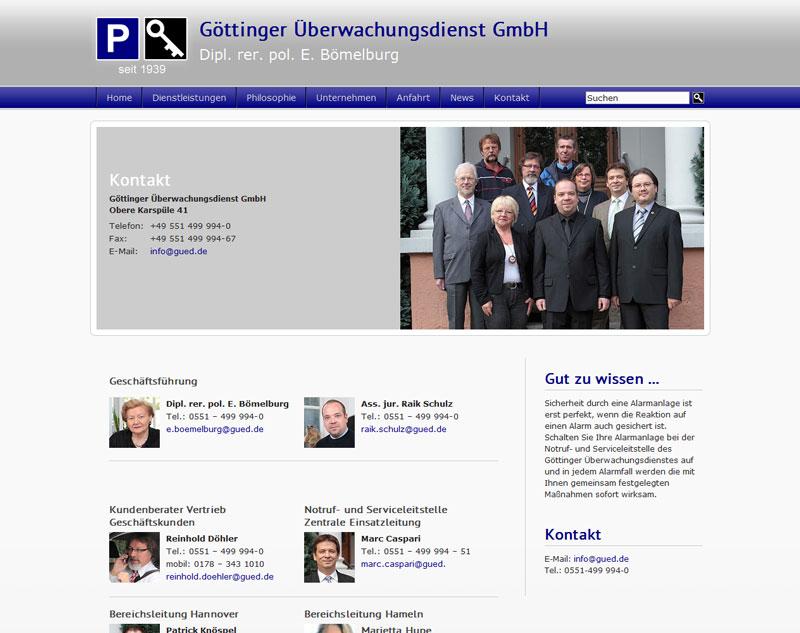 Online-Überwachungsdienst